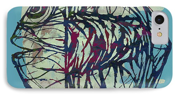 New Pop Art Tropical - Fish Poster IPhone Case