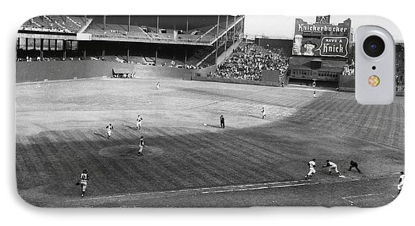 New York: Polo Grounds Phone Case by Granger