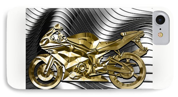 Ninja Motorcycle Collection IPhone Case