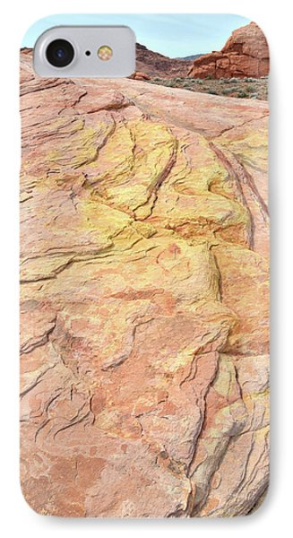 IPhone Case featuring the photograph North Valley Of Fire by Ray Mathis