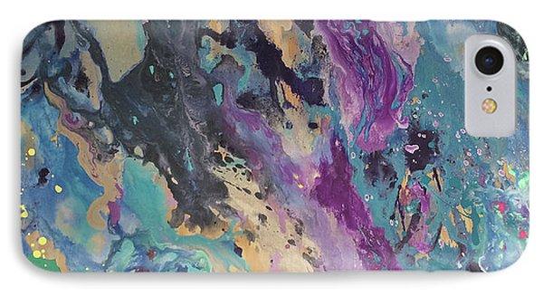 Ocean Floor Phone Case by Margalit Romano