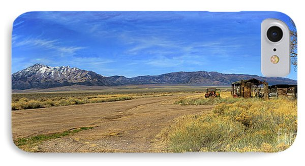 Old Homestead IPhone Case by Robert Bales
