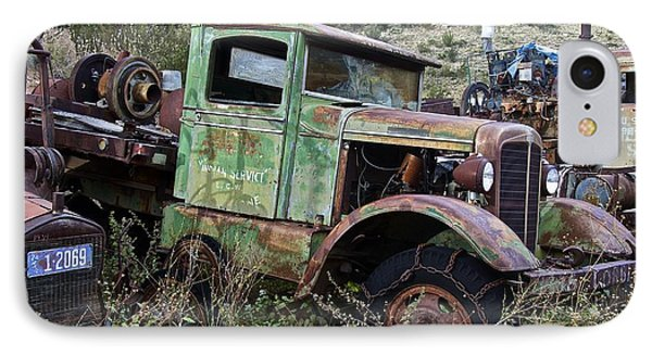 Old Truck Phone Case by Anthony Jones