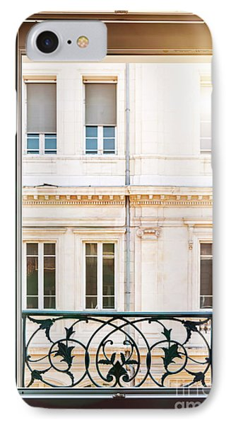Open Window In Toulouse IPhone Case