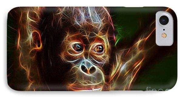 Orangutan Collection IPhone Case