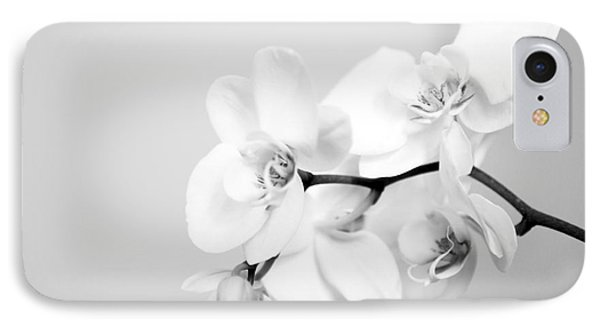 Orchid Phone Case by Amanda Barcon