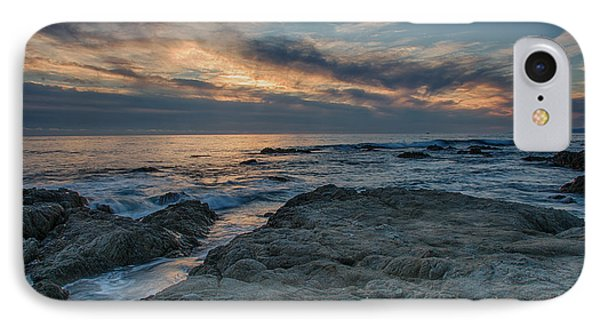 Pacific Grove Sunset IPhone Case