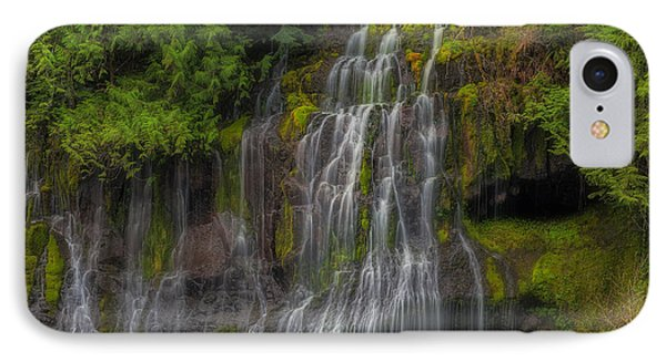 Panther Creek Falls Phone Case by David Gn