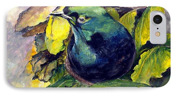 Paradise Bird IPhone Case by Jason Sentuf