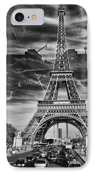 Paris IPhone Case by Hayato Matsumoto