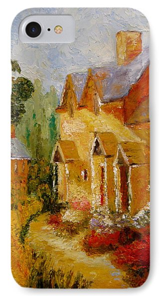 Pathway Home IPhone Case by Marie Hamby