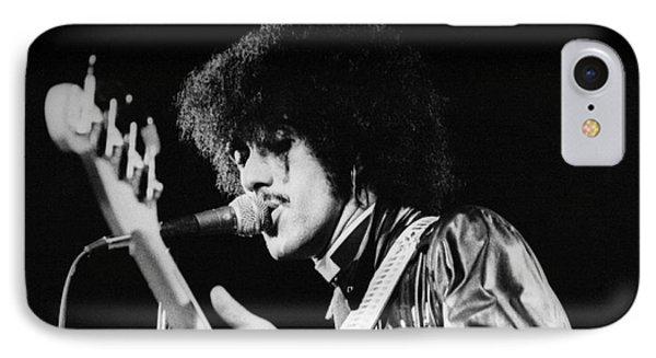 Phil Lynott IPhone Case
