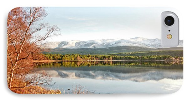Aviemore IPhone Case by Gouzel -