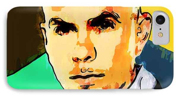 Pitbull IPhone Case by Vya Artist