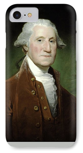 President George Washington Phone Case by War Is Hell Store