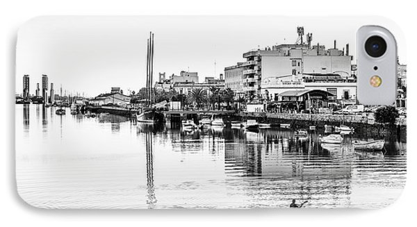 IPhone Case featuring the photograph Puerto De Santa Maria Cadiz Spain by Pablo Avanzini