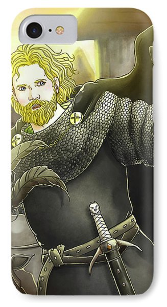 Robin Hood Baron Fitzwalter IPhone Case by Reynold Jay
