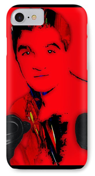 Rocky Marciano Collection IPhone Case by Marvin Blaine