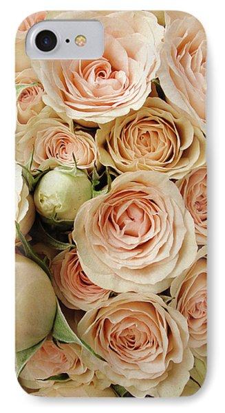 Rose Blush IPhone Case by Jessica Jenney