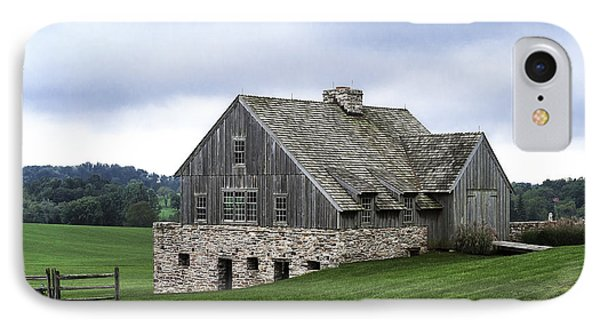 Rustic Barn IPhone Case by John Greim