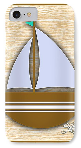 Sailing Collection IPhone Case