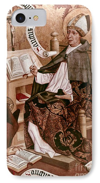Saint Augustine (354-430) Phone Case by Granger