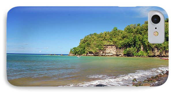 IPhone Case featuring the photograph Saint Lucia by Gary Wonning