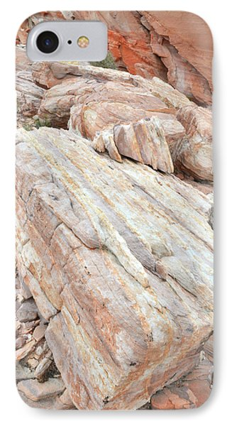 IPhone Case featuring the photograph Sandstone Slope In Valley Of Fire by Ray Mathis