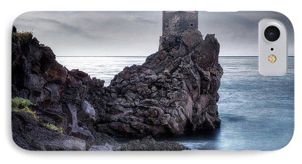 Santa Tecla - Sicily IPhone Case by Joana Kruse