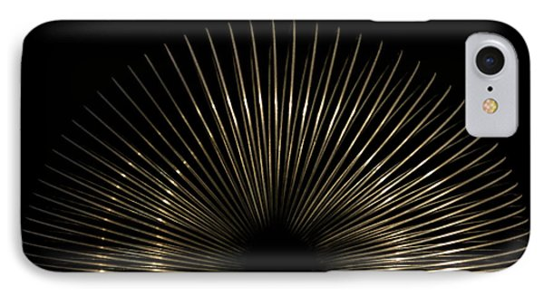 Slinky. IPhone Case by Angela Aird