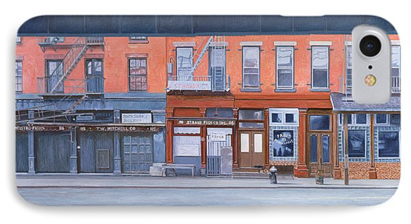 South Street IPhone Case by Anthony Butera