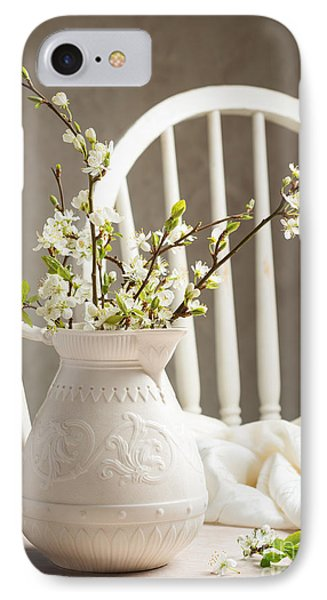 Spring Blossom IPhone Case by Amanda Elwell