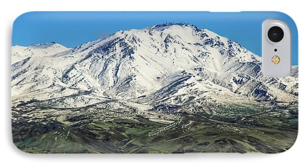 Squaw Butte IPhone Case by Robert Bales