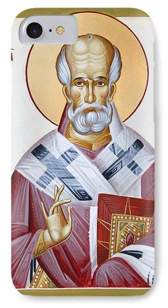 St Nicholas Of Myra IPhone Case