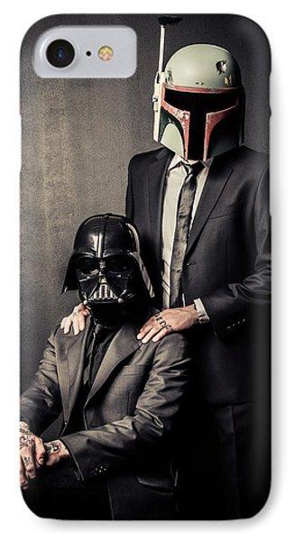 Star Wars Dressman IPhone Case