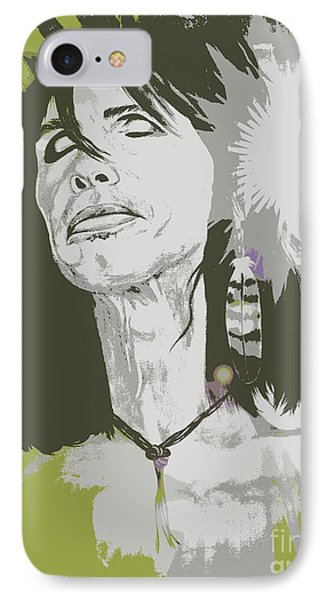 Steven Tyler  Phone Case by Jeepee Aero