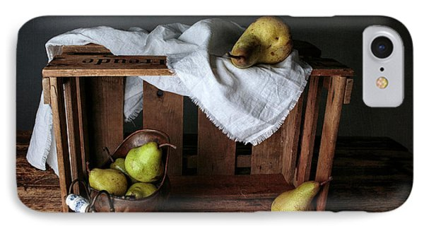 Still-life With Pears IPhone Case