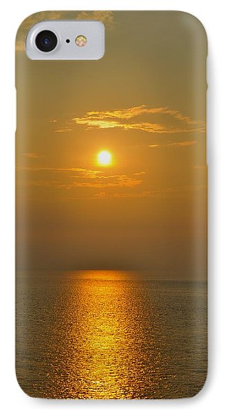 Sunset At Rameshwaram  IPhone Case