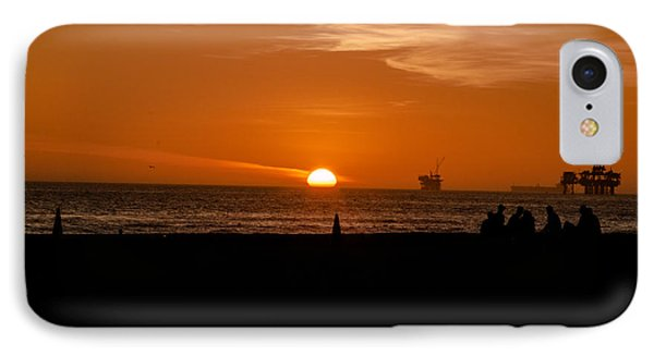 Sunset IPhone Case by Hyuntae Kim