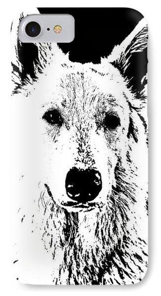 Swiss Shepherd IPhone Case