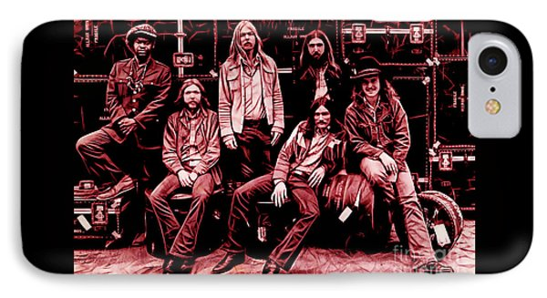 The Allman Brothers Collection IPhone 7 Case