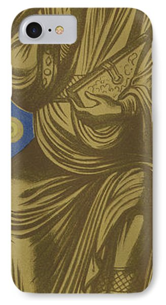 The Eternal Father  IPhone Case