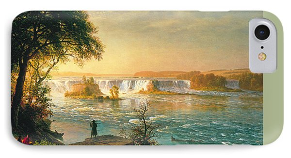 The Falls Of Saint Anthony IPhone Case