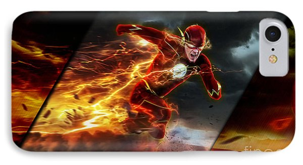 The Flash Collection IPhone Case