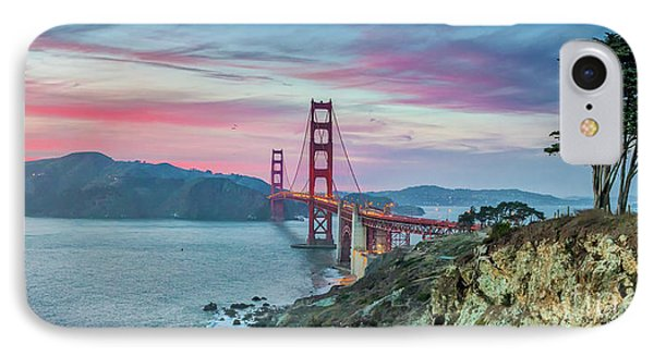 The Golden Gate IPhone Case by JR Photography
