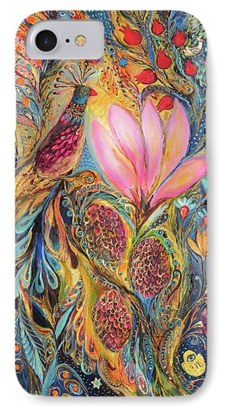 The Grapes Of Holy Land Phone Case by Elena Kotliarker