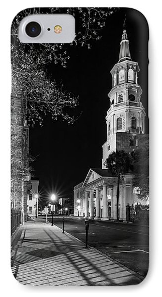 IPhone Case featuring the photograph St. Michael's Episcopal Church by Carl Amoth