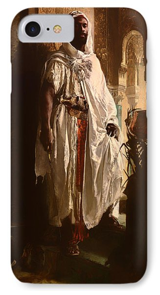The Moorish Chief IPhone Case