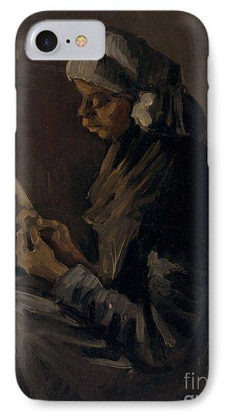 The Potato Peeler, 1885 IPhone 7 Case