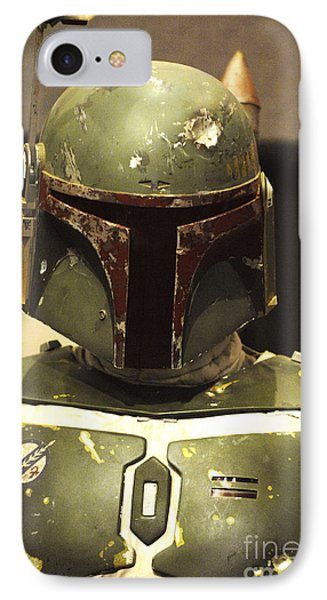 The Real Boba Fett Phone Case by Micah May